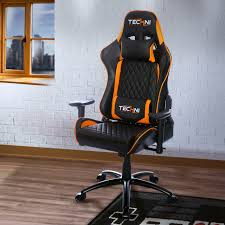 100 Wood Gaming Chair Techni Sport Ergonomic Reviews Wayfair