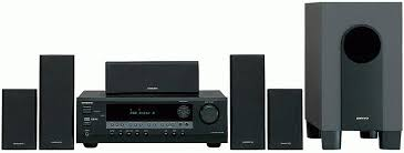 SOLD kyo Home Theater System
