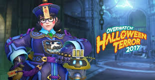 Halloween 4 Cast Members by Overwatch Characters Dress Up In Leaked Halloween Skins
