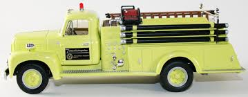 100 1957 International Truck First Gear R190 Fire Star Enterprise