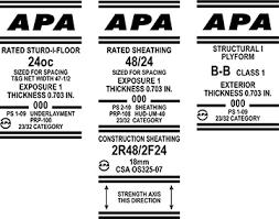 Sturd I Floor Plywood by Strength U0026 Stiffness Performance Panels