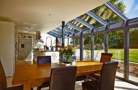 Kitchen Conservatory Extension