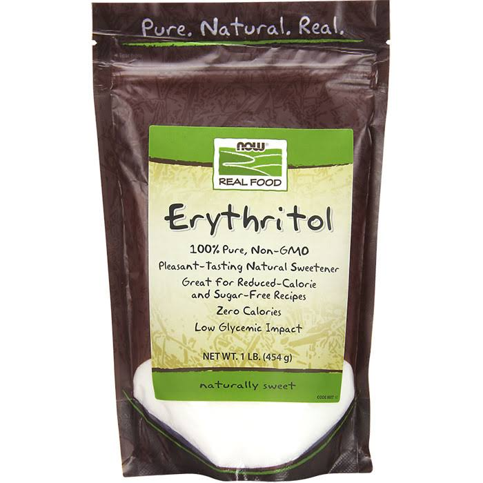 Now Foods Erythritol Natural Sweetener