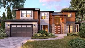 104 Modern Architectural Home Designs House Plans House Floor Plans House The House Designers