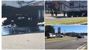 100 Game Truck Richmond Va Motorcyclist Killed In Crash Involving Garbage Truck In Petersburg