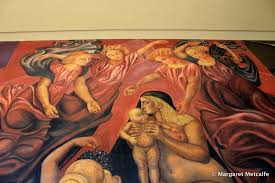Jose Clemente Orozco Murales by Murals San Ildefonso
