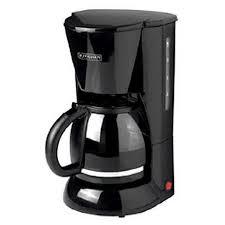 Kitchen Selectives CM544 5 Cup Drip Coffeemaker Black
