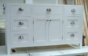 48 Inch Double Sink Vanity Canada by 48 Inch White Bathroom Vanity Without Top Celine Double Sink
