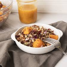 Panera Pumpkin Muffie Recipe by Roasted Butternut Squash And Cranberry Salad Blooming Bites