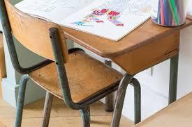 bureau d ecolier le truc à chiner le bureau d écolier