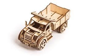 100 Trick My Truck Games Amazoncom Wood American TRUCK Jeep Mechanical Models 3D