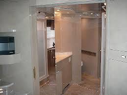 RV Bathroom Interior Remodels At Premier Motorcoach Innovations Santa Ana CA 8