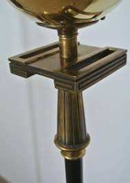 Stiffel Floor Lamp Pole Switch by Stiffel Brass Floor Lamp With Vintage For Sale At 1stdibs And 1