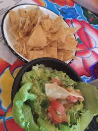 Picture Of Pumpkin Throwing Up Guacamole by Thegreengourmande Indulgent And Conscious Cuisine A La Genevoise