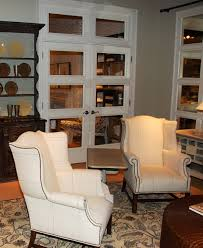 Grey Wingback Chair Slipcovers by Furniture Excellent Living Room Using Modern Wingback Chair For