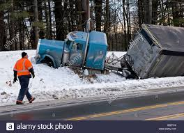 Semi Truck In Ditch In Snow With A Man Looking On Stock Photo ... Highway 38 Partially Blocked After Semi Truck Crash News Flatbed Loses Load Rolls Over Near Snoqualmie Casino Komo Semitruck In Jupiter Shuts Down All I95 Nb Lanes Wtvx Tesla Model S Collides With Semi Truck Flips The Giant Over Minor Injuries Vs Car Local Stories Update Two Of Five Usu Athletes Injured In Semitruck Crash One Fatality Sacramentoarea Accident Texting Car Driver Crashes Head On With Wreck Diesel Fuel Spill Stock Photo 17119709 Alamy Amtrak Train Crashes Semitruck Aurora Oregonlivecom Harmful Lives Take Your Time To Get Traing Is