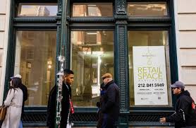 100 Homes For Sale In Soho Ny Even SoHo Cant Escape The Retail Property Storm WSJ