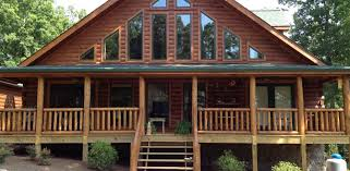 104 Wood Homes Magazine Solid Log Modular Home Building Home Trends