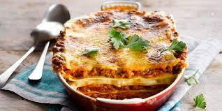 jeux de cuisine lasagne lasagnes à la bolognaise recettes femme actuelle