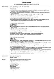 Call Center Resume Examples Agent Samples Manager Job 860 X 1240