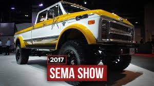 The Best And Worst Lifted Trucks We Saw At SEMA - Video - Roadshow
