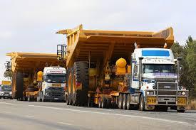 Tri Drive Mack Titan With A Caterpillar 785C Dump Truck - Copenhaver ...