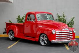 100 1950 Chevrolet Truck 3100 The Barn Miami