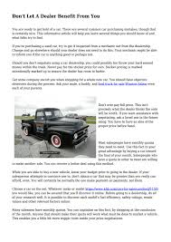 100 Kbb Classic Truck Value Dont Let A Dealer Benefit From You By Flora7tucker8 Issuu