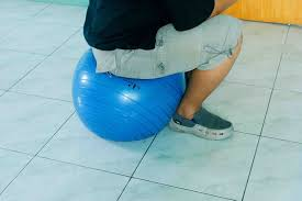 Gaiam Balance Ball Chair Replacement Ball by How To Buy An Exercise Ball 14 Steps With Pictures Wikihow