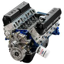 100 460 Crate Motors Ford Truck Mustang Engines Mustang Engines CJ Pony Parts