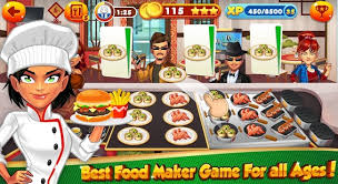 jeux de cuisine à télécharger télécharger jeux de cuisine restaurant chef fever craze apk mod