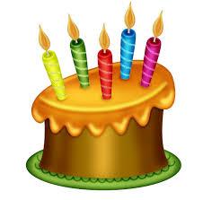 Birthday Cake PNG Transparent Image