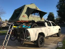 Setting Up A Tepui Rooftop Tent Video- Mtbr.com Truck Tent On A Tonneau Camping Pinterest Camping Napier 13044 Green Backroadz Tent Sportz Full Size Crew Cab Enterprises 57890 Guide Gear Compact 175422 Tents At Sportsmans Turn Your Into A And More With Topperezlift System Rightline F150 T529826 9719 Toyota Bed Trucks Accsories And Top 3 Truck Tents For Chevy Silverado Comparison Reviews Best Pickup Method Overland Bound Community The 2018 In Comfort Buyers To Ultimate Rides