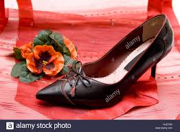 shoes loop high heeled shoe boots and shoes flower plant