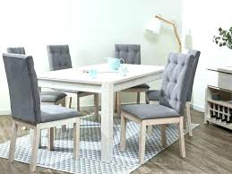 Distressed Gray Dining Table Weathered Large Size Of Grey And