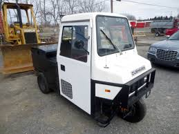 100 Small Utility Trucks Cushman Haulster 3Wheel Vehicle Used For Sale