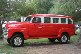 Old Chevy Trucks | American Classic Car