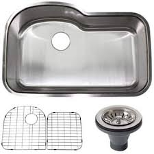 Overstock Stainless Steel Kitchen Sinks by Dowell Kitchen Sinks For Less Overstock Com