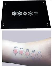 72w uvb lamp for psoriasis vitiligo eczema neurodermatitits
