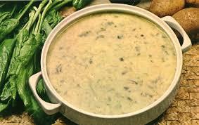 cuisiner l oseille potage à l oseille recette de grand mère recettes de cuisine