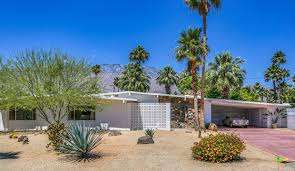 100 Palmer And Krisel Alexander Homes For Sale In Palm Springs CA