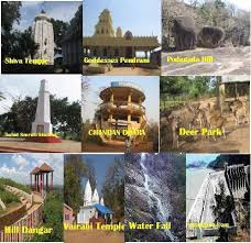 Tourism Place And Temple In Nabarangpur District