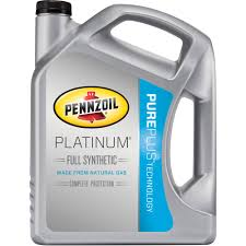 Types Of Christmas Trees Oil And Gas by Pennzoil 10w30 Full Synthetic Platinum Motor Oil 5 Qt Walmart Com