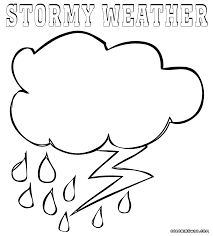 Awesome Weather Coloring Pages 33 About Remodel Download With