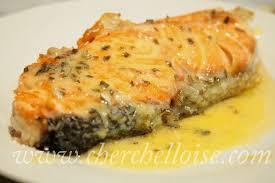 cuisiner pavé saumon sauce citron pour poisson saumon grillé le mag culinaire par