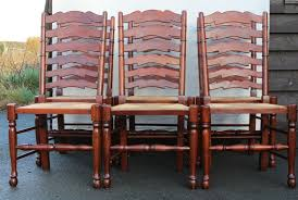 1960s Set Of 6 Walnut High Back Ladderback Dining Chairs With Rush Seats 6 Ladder Back Chairs In Great Boughton For 9000 Sale Birch Ladder Back Rush Seated Rocking Chair Antiques Atlas Childs Highchair Ladderback Childs Highchair Machine Age New Englands Largest Selection Of Mid20th French Country Style Seat Side By Hickory Amina Arm Weathered Oak Lot 67 Set Of Eight Lancashire Ladderback Chairs Jonathan Charles Ding Room Dark With Qj494218sctdo Walter E Smithe Fniture Design A 19th Century Walnut High Chair With A Stickley Rush Weave Cape Ann Vintage Green Painted