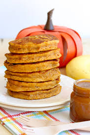 Pumpkin Pancakes W Bisquick by Gmi