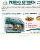 Peking Kitchens in Quincy MA