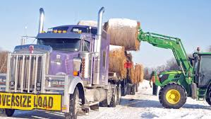 100 Eastern Truck And Trailer Local Haylift Geared To Help Eastern Montana Ranchers Wadena PJ