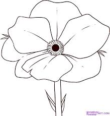 Easy To Draw Flowers Best 25 Ideas How